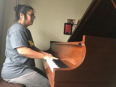 Piano Placidity